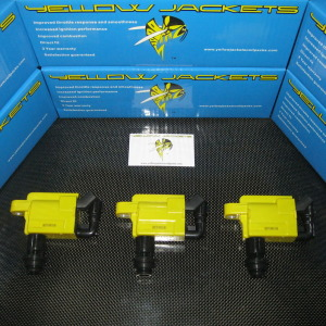 Toyota performance coil packs